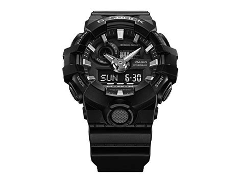 Casio G Shock Ga 700 1ad Original casio unveils muscular and multidimensional shape shock