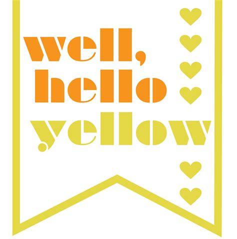 Hello Yellow by Unsuck Dc Metro 9 1 12 10 1 12