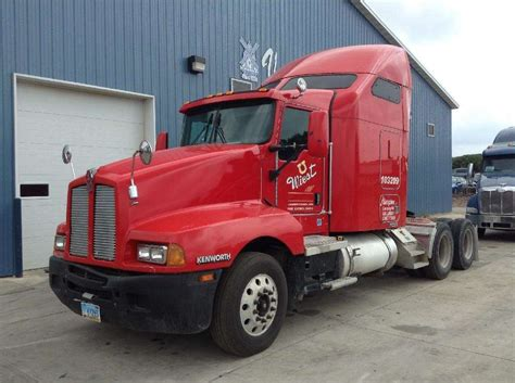 kenworth t600 2003 kenworth t600 for sale sioux falls sd