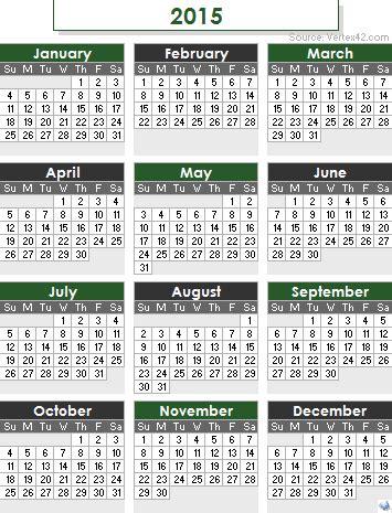 printable calendar vertex 2015 2015 calendar templates and images
