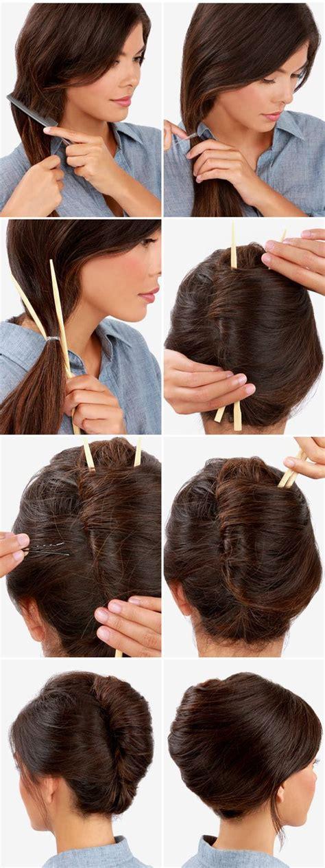 step by step twist hairstyles 16 fashionable french twist updo hairstyles styles weekly