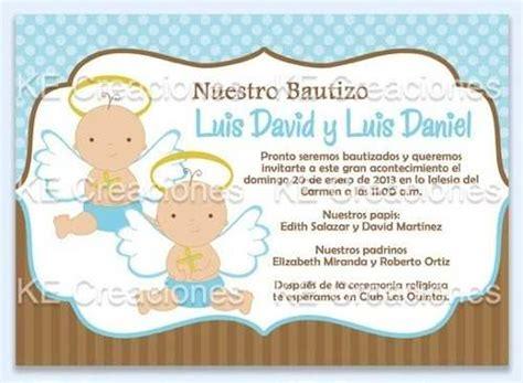 invitaciones de bautizo para ninos y ninas tarjetas para ni 241 os y ni 241 as encantadoras kit imprimible bautizo ni 241 o ni 241 a invitacion gemelos 100 00 en mercado libre