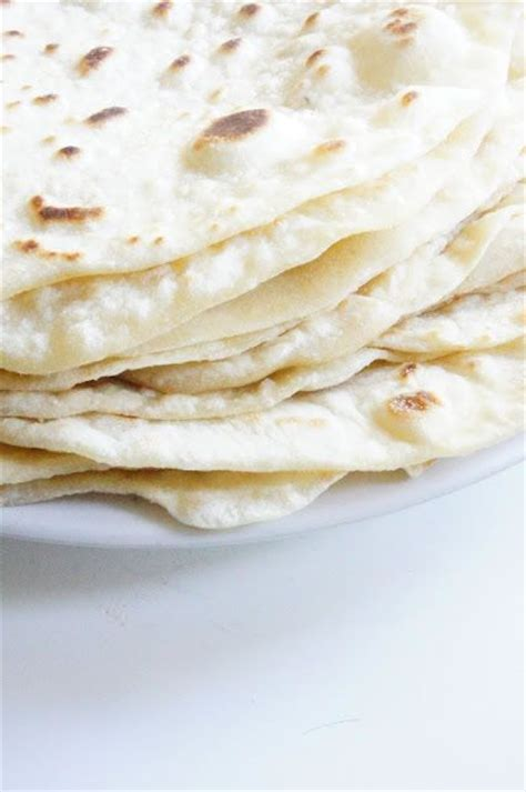 Handmade Tortillas - iranian bread iranian food