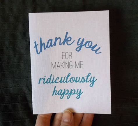 thank you letter to girlfriends thank you for me ridiculously happy in blue or