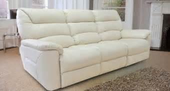 Lazy Boy Leather Recliner Sofa White Leather Lazy Boy Sofa Home Decor