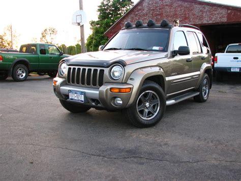 2002 Jeep Liberty Specs Cinderhawk 2002 Jeep Liberty Specs Photos Modification