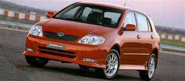 Used Car Valuation Nrma 2001 2004 Toyota Corolla Small Car Used Car Review