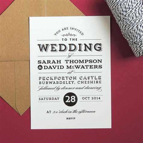 Wedding Invitations Vintage Style by Frankie Vintage Style Wedding Invitation By Project Pretty