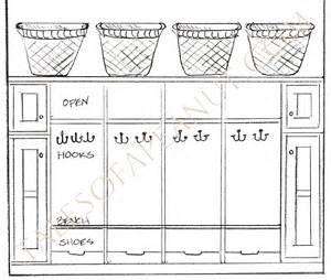 mudroom plans designs woodwork mudroom storage building plans pdf plans