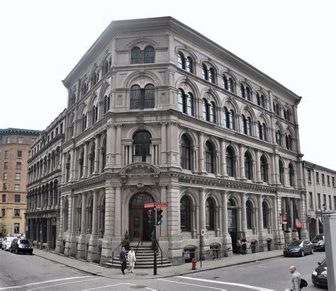 british empire building montreal  british empire