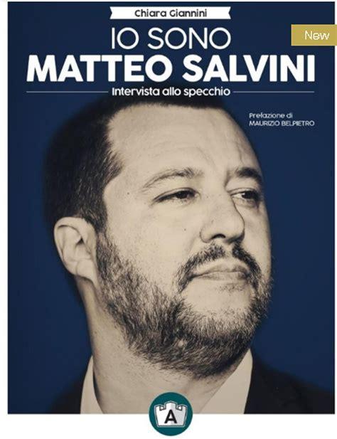 casa editrice la nuova italia il caso il libro intervista a salvini pubblicato da una