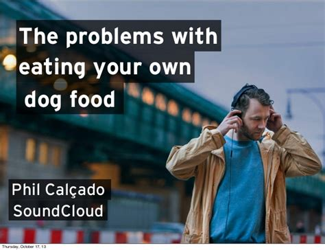 eat your own food apis the problems with your own food