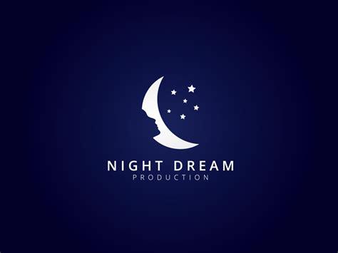 logo design for dreams night dream logo design by lendbrand dribbble
