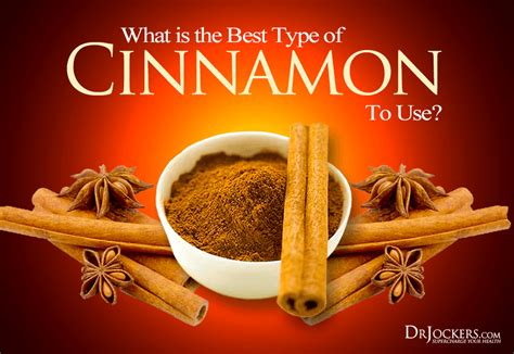 the best cinnamon what is the best cinnamon to use drjockers