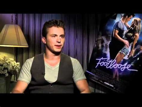 kenny wormald interview footloose official australian kenny wormald interview mov