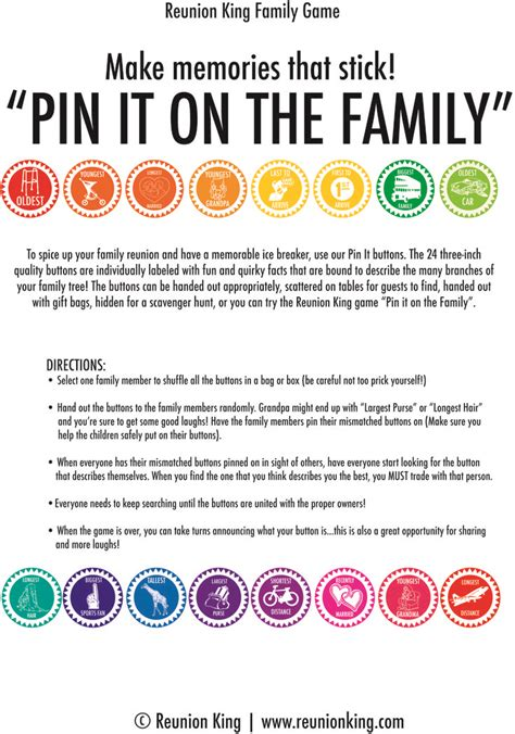 printable games for family reunion 288 best family reunion decoration ideas images on pinterest