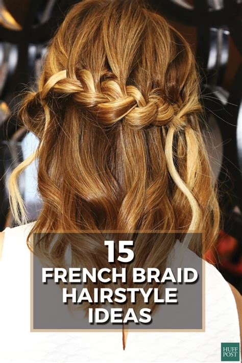 how to 1940s style women french braids 15 photos that ll make you want to wear french braids