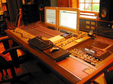 photos of the shed recording studio niagara on the lake
