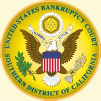 California Southern District Court Search U S Bankruptcy Court Southern District Of California
