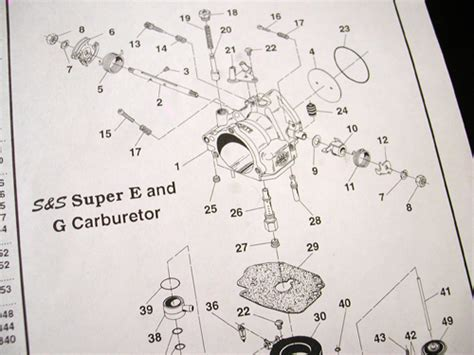 s s b carburetor diagram ss carburetor diagram ss free engine image for user