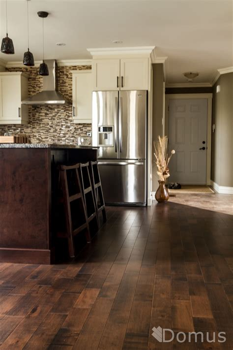 Kitchen Dining Room Flooring by Beautiful Hardwood Floors And Bedrooms On