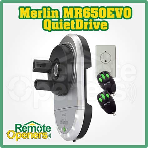 Auto Roller Door Opener by Merlin Mr650evo Chamberlain Garage Roller Door Opener Motor Rolling Automatic Ebay
