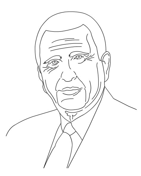 free coloring pages of thomas s monson