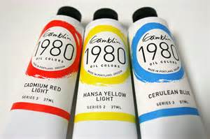 1980s colors gamblin 1980 oil colors jerrysartarama com