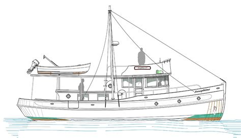 design your own fishing boat josephine devlin designing boat builders