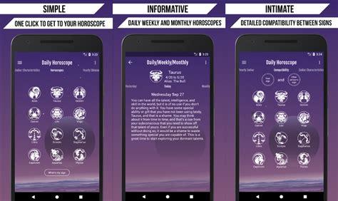 horoscope apps  android wwwnionscom