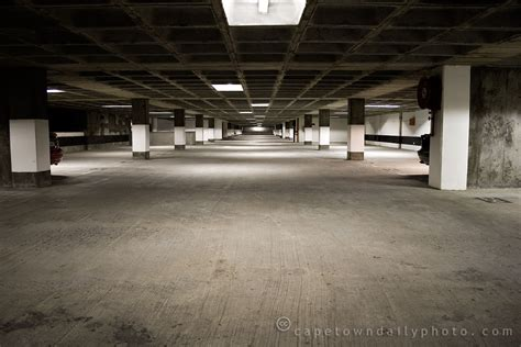 Parks Garage by Bloggled Parking Garages