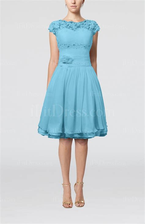 Short Light Blue Dress by Light Blue Lace Bridesmaid Dresses To Inspire You Cherry