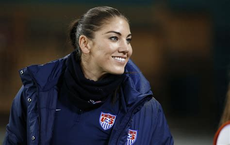 Hope Solo Suspended | image gallery hope solo suspended