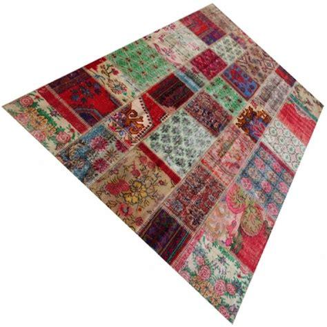 patchwork vloerkleed maken patchwork vloerkleed