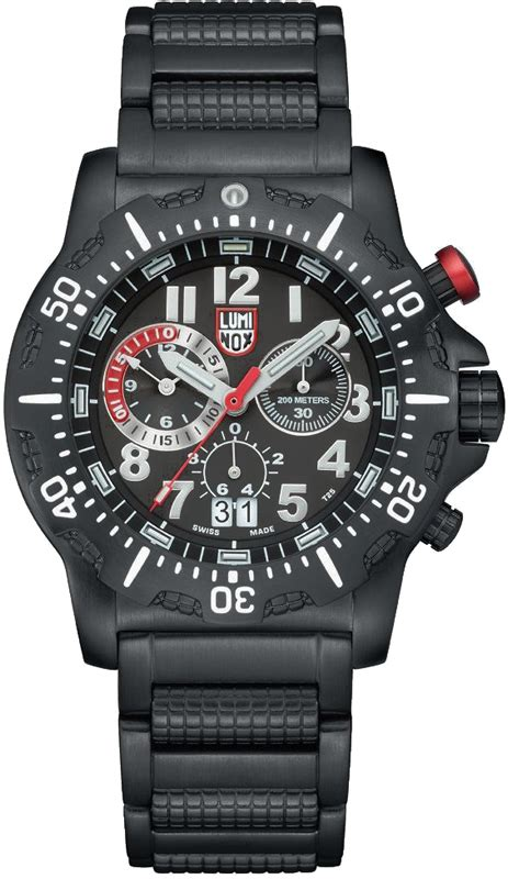 luminox dive chrono orologio luminox a 8362 rp dive chrono