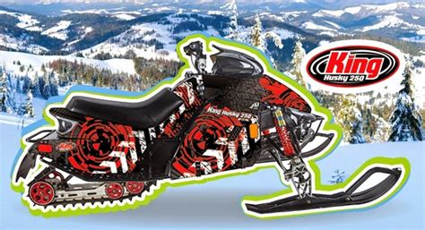 win a 2015 king husky 250 snowmobile sweepstakesbible - Snowmobile Sweepstakes
