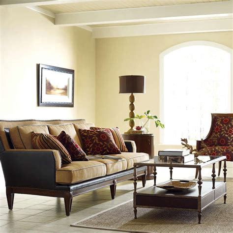 home design furnishings luxury home furniture design of denton wing chair and sofa from american kaleidoscope collection