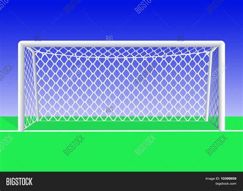 images of goals soccer goal vector photo bigstock