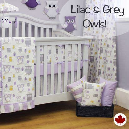 purple owl crib bedding 25 best ideas about lilac nursery on pinterest lavender
