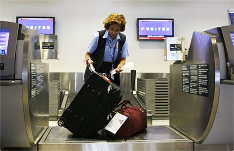 united checked bag how to prevent lost luggage bon voyage blog