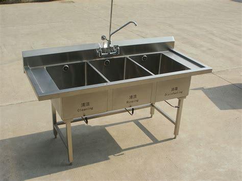 3 bowl kitchen sink china stainless steel triple bowl sink kitchen equipment