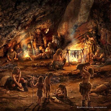 prehistoria i las 2 cuando en la prehistoria se descubre el fuego se empiezan a cocinar y ahumar los alimentos