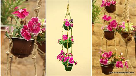 flores vasos de plastico de cafe papel macetas manualidades dia de la mini maceteros para jard 237 n vertical con c 225 psulas de caf 233