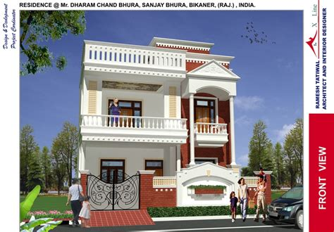 Front View Design Of Home by 10 Home Design Front View Images Modern House Design
