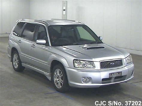 2004 Subaru Forester For Sale by 2004 Subaru Forester Silver For Sale Stock No 37202