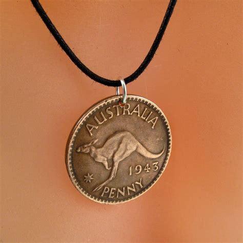 coin necklace jewelry australia australian coin