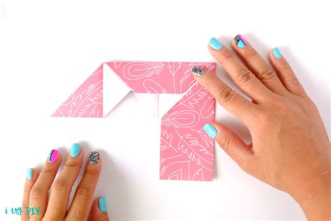 how to fold envelope how to fold a letter into its own envelope i try diy