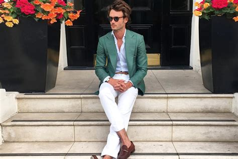 10 Ways To Wear A Suit Right Now Fashion Trends by Tips For Wearing A S Linen Suit Of Many