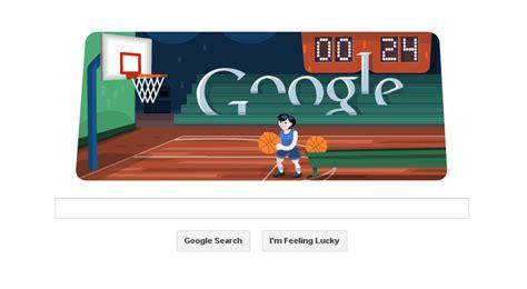 doodle olympic basketball mcdonaldsgames