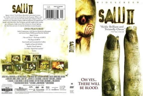 jigsaw film cda saw ii dvd cover 2005 r1